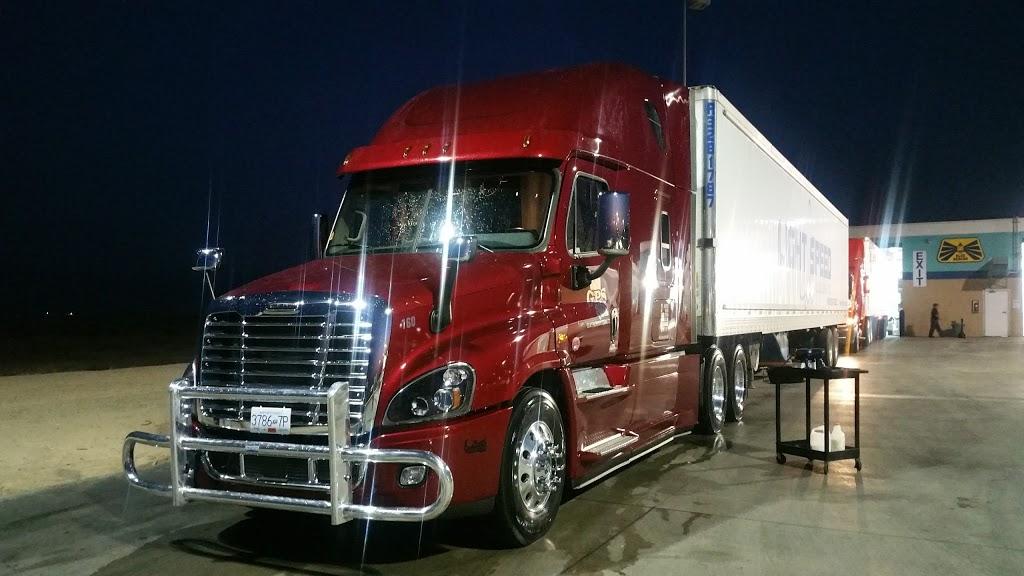 Blue Beacon Truck Wash of Wheeler Ridge, CA - car wash    Photo 1 of 10   Address: 5831 Santa Elena Dr I-5 Exit, 219A, Arvin, CA 93203, USA   Phone: (661) 858-2090
