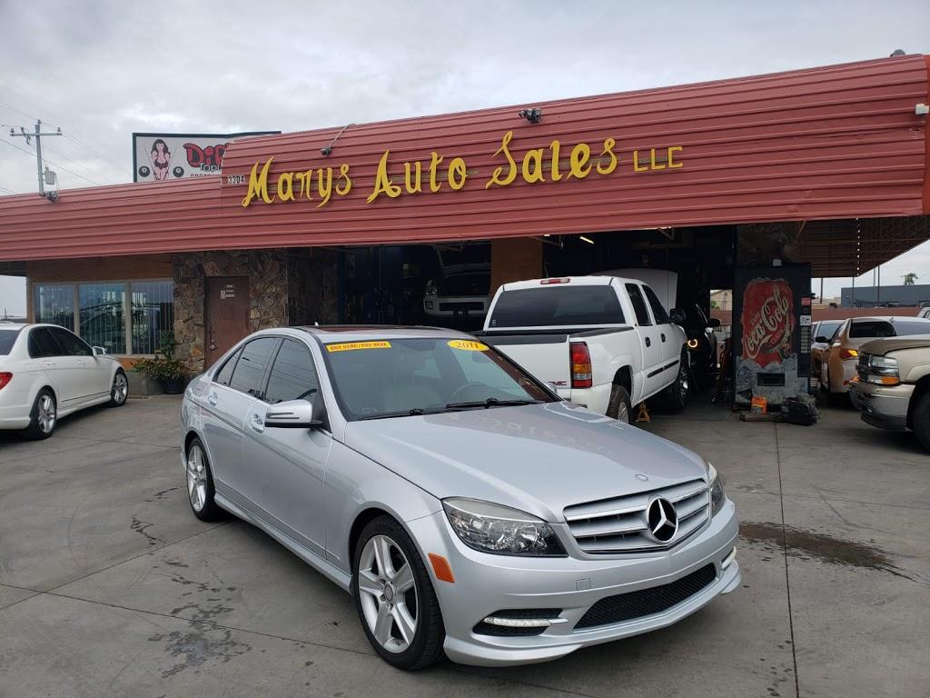 marys auto sales llc - car dealer    Photo 2 of 10   Address: 222 N 24th St, Phoenix, AZ 85034, USA   Phone: (623) 210-5797