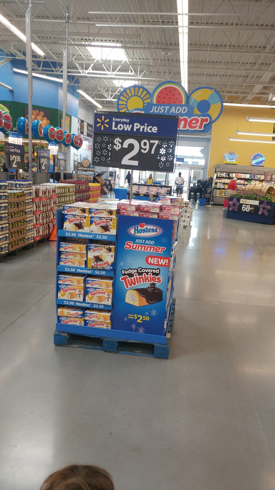 Walmart Supercenter - department store  | Photo 7 of 10 | Address: 6801 W Adams Ave, Temple, TX 76502, USA | Phone: (254) 598-7593