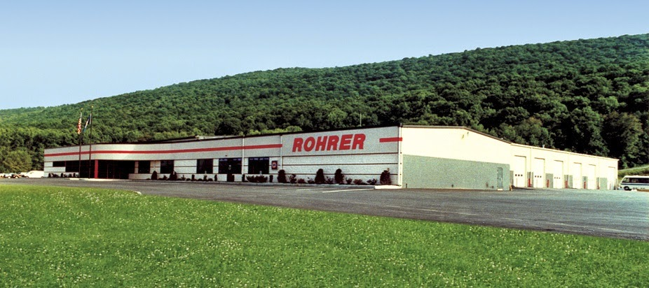 Rohrer Bus - car rental    Photo 1 of 10   Address: 1515 State Rd, Duncannon, PA 17020, USA   Phone: (800) 735-3900