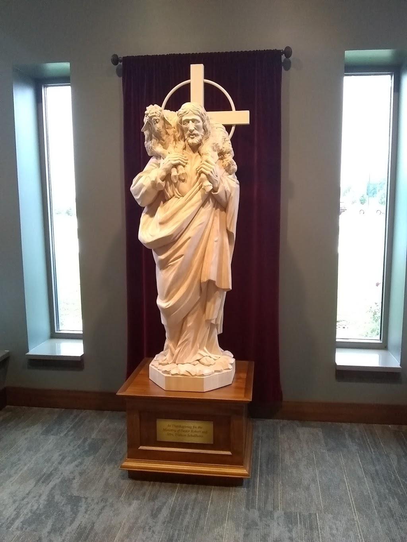 Trinity Lutheran Church - church    Photo 3 of 7   Address: 30888 Co Rd 6, Elkhart, IN 46516, USA   Phone: (574) 674-6396