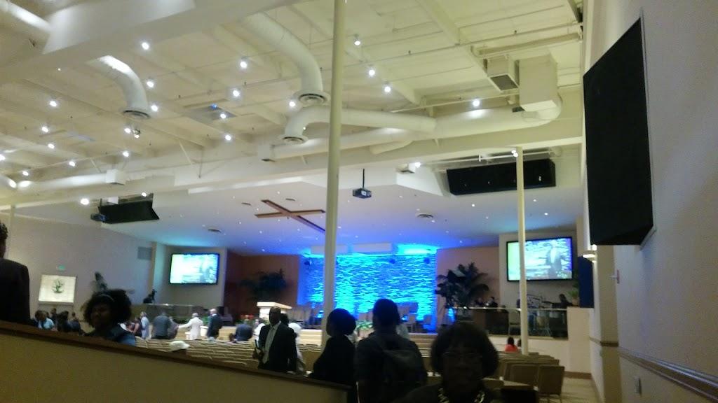 Love & Unity Christian Fellowship - church  | Photo 1 of 10 | Address: 1840 S Wilmington Ave, Compton, CA 90220, USA | Phone: (310) 604-5900