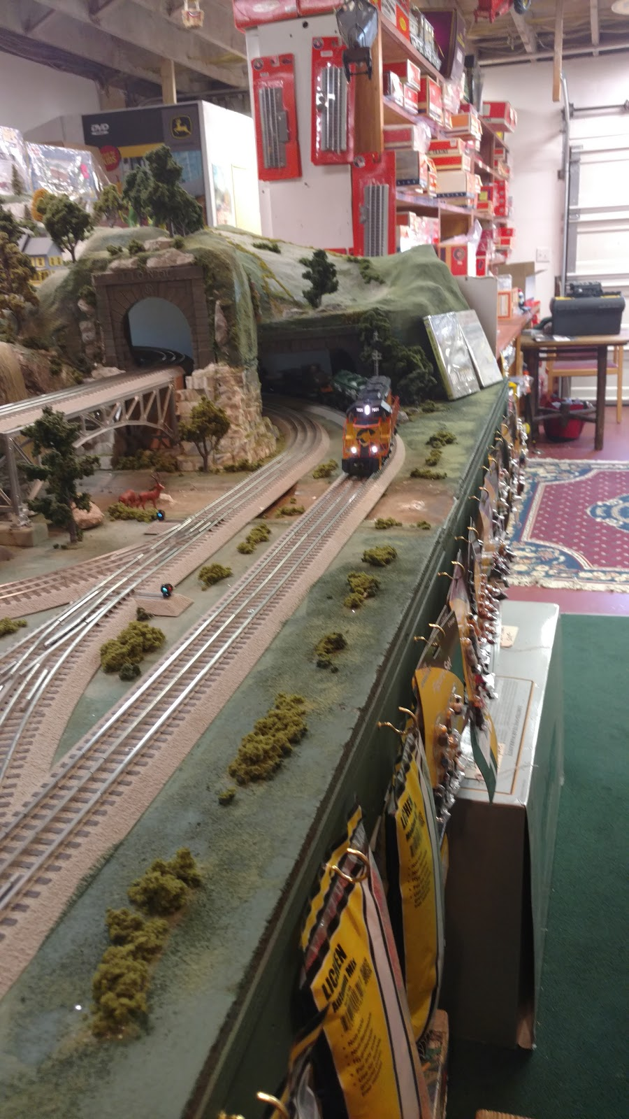 I Love Toy Trains Store - store  | Photo 7 of 10 | Address: 4212 W 1000 N, Michigan City, IN 46360, USA | Phone: (219) 879-2822
