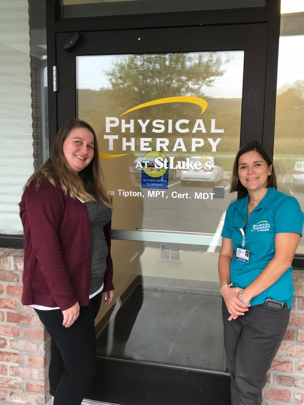 Physical Therapy at St. Lukes - health  | Photo 4 of 4 | Address: 187 County Road 519, Belvidere, NJ 07823, USA | Phone: (908) 847-3390