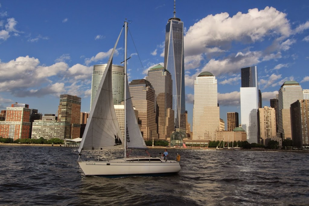 Gotham Sailing - travel agency    Photo 3 of 9   Address: 80 Audrey Zapp Dr, Jersey City, NJ 07305, USA   Phone: (732) 820-0290