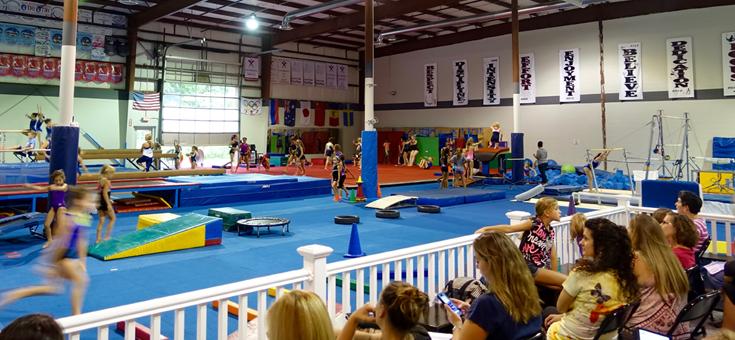 Suffield Gymnastics Academy - gym  | Photo 4 of 10 | Address: 110A Ffyler Pl, Suffield, CT 06078, USA | Phone: (860) 936-1833