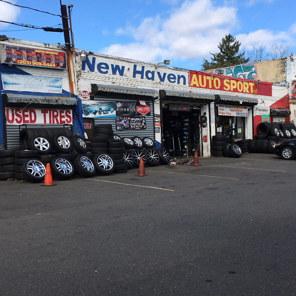 New Haven Auto Sports - car repair    Photo 1 of 10   Address: 155 Truman St, New Haven, CT 06519, USA   Phone: (203) 909-6444