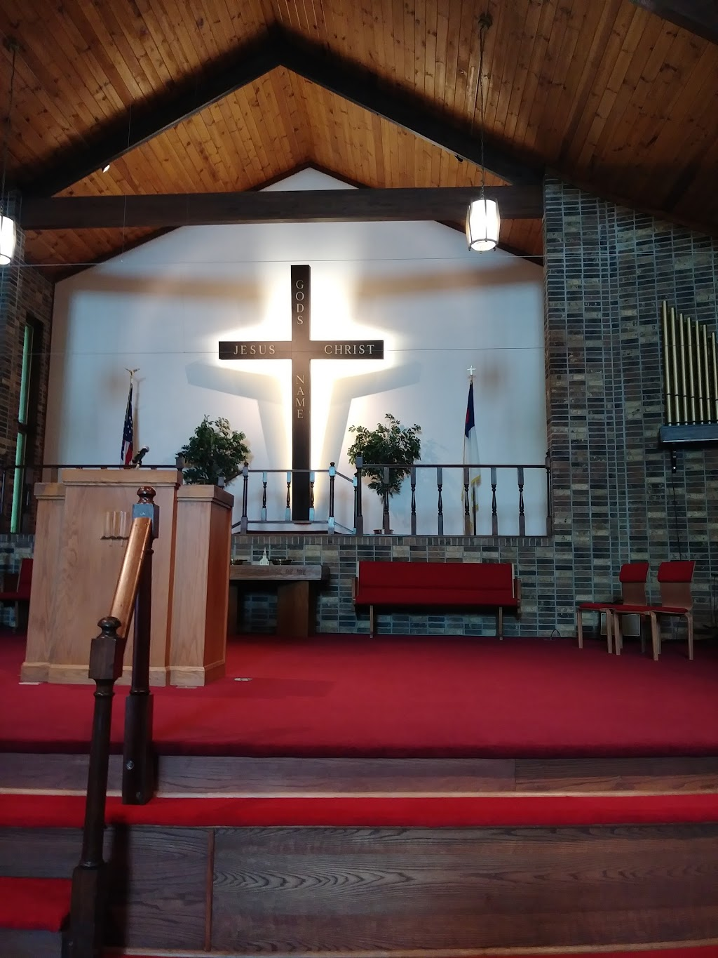 The Church of Jesus Christ - church  | Photo 1 of 2 | Address: 15676 Michigan Rd, Argos, IN 46501, USA | Phone: (574) 892-5556