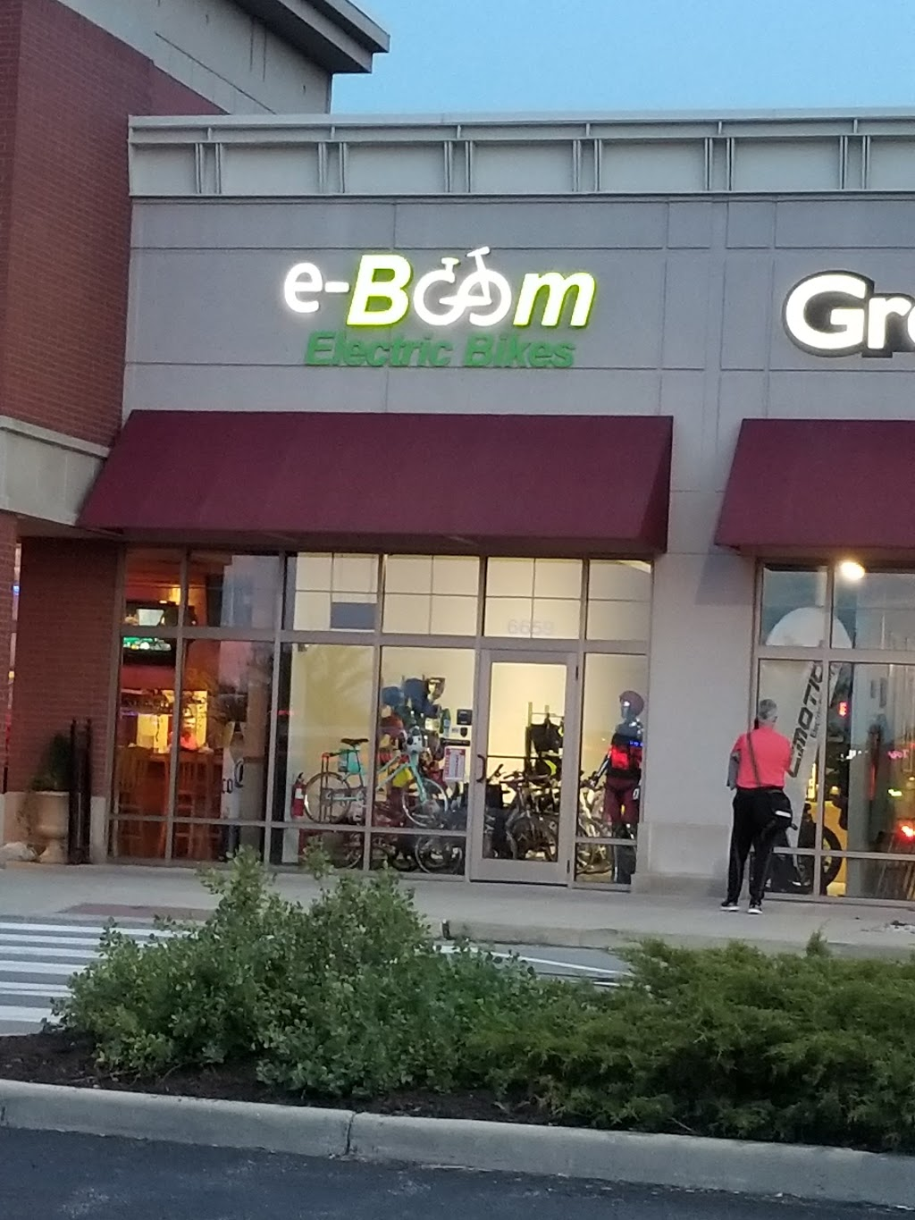 eBoom Electric Bikes - bicycle store  | Photo 1 of 10 | Address: 6 S Main St, Whitestown, IN 46075, USA | Phone: (317) 340-4156