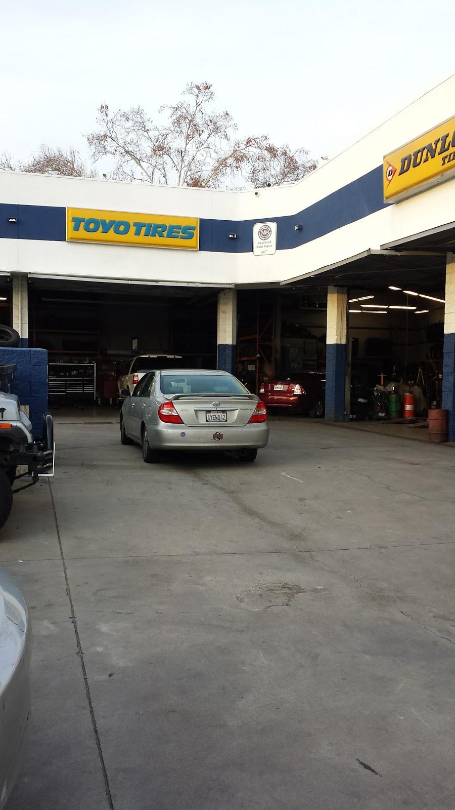 Fox Tire & Auto - car repair    Photo 2 of 6   Address: 19321 Roscoe Blvd, Northridge, CA 91324, USA   Phone: (818) 886-4122