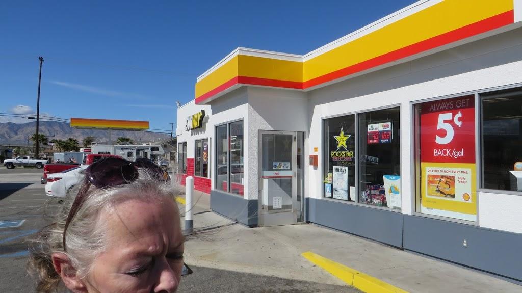 Shell - car wash  | Photo 7 of 10 | Address: 16048 Sierra Hwy, Mojave, CA 93501, USA | Phone: (661) 824-2355