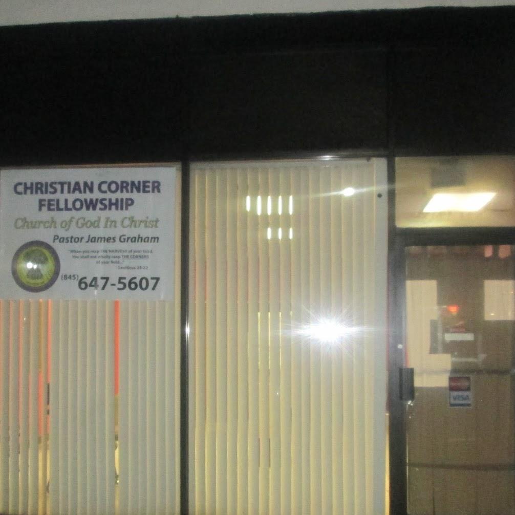 Christian Corner Fellowship Inc.   church   343 Broadway #2, Monticello, NY 12701, USA   8456475607 OR +1 845-647-5607