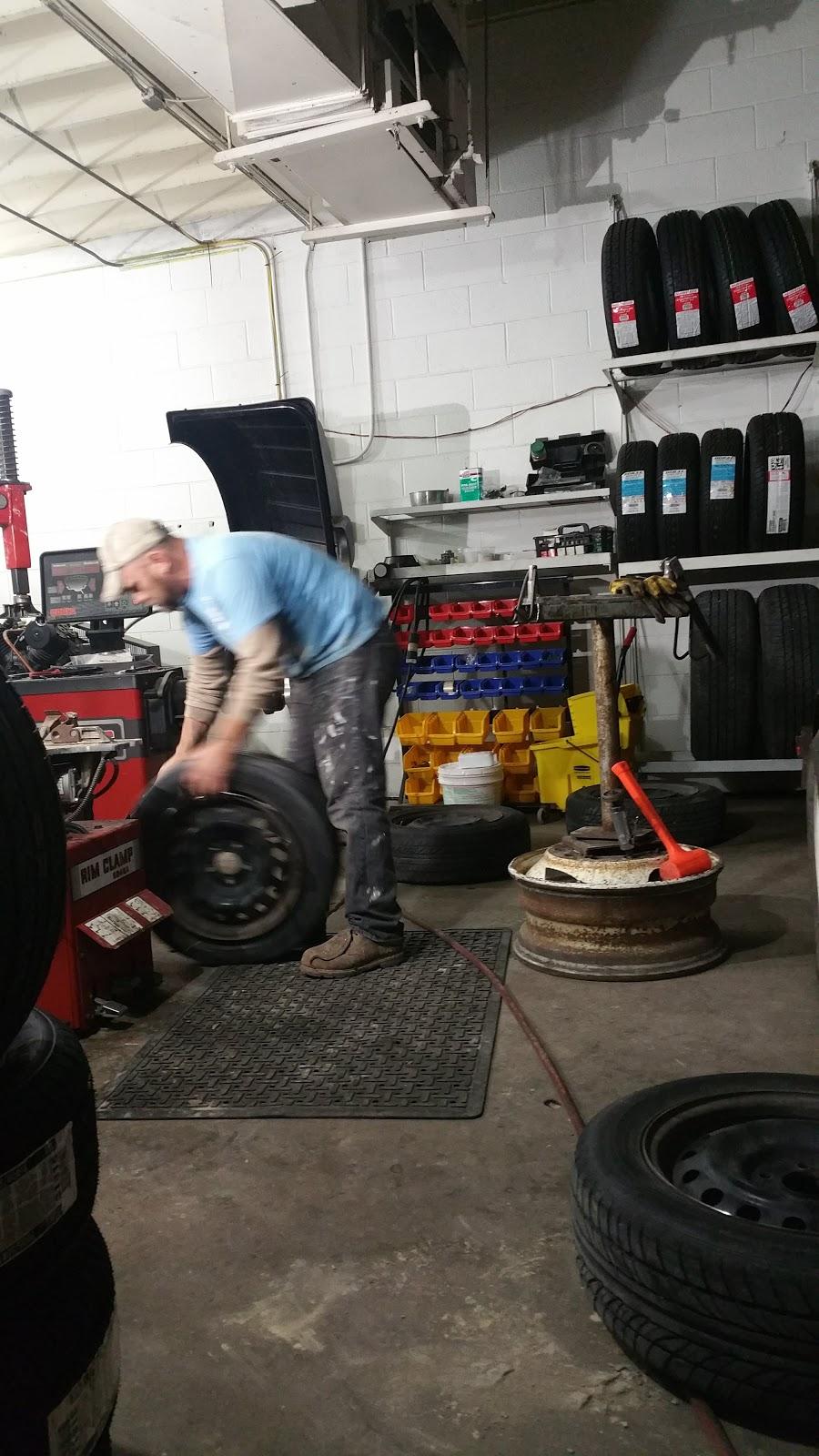 e-z tire shop - car repair  | Photo 1 of 1 | Address: 603 W Broadway St, Eden, TX 76837, USA | Phone: (325) 456-2806