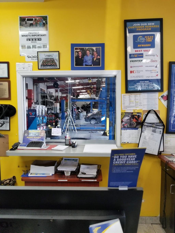 Ocean Area Tire - car repair    Photo 9 of 10   Address: 34461 Atlantic Ave, Ocean View, DE 19970, USA   Phone: (302) 539-1700