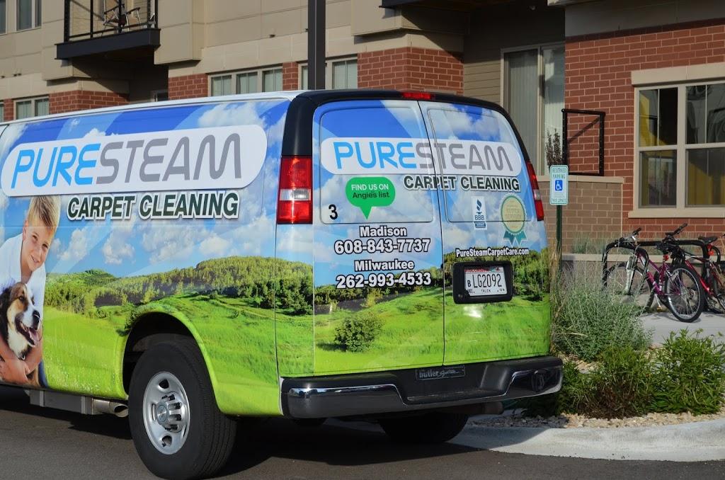Puresteam Carpet Care - laundry    Photo 9 of 10   Address: 8211 Scott Rd, Cross Plains, WI 53528, USA   Phone: (608) 843-7737