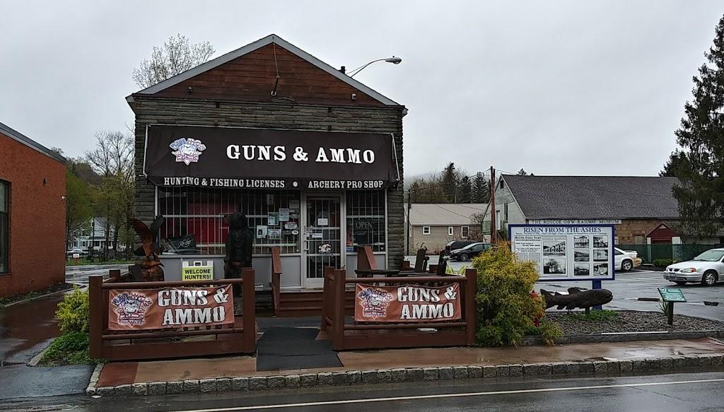 BIG DOG ARMS - store  | Photo 1 of 5 | Address: 48 Stewart Ave, Roscoe, NY 12776, USA | Phone: (607) 498-4867