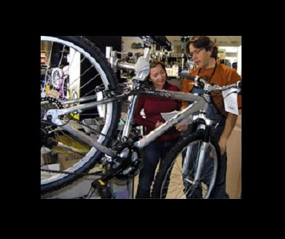 Competitive Edge Ski-Bike, Inc. - bicycle store  | Photo 2 of 6 | Address: 19 North St, Easthampton, MA 01027, USA | Phone: (413) 538-7662