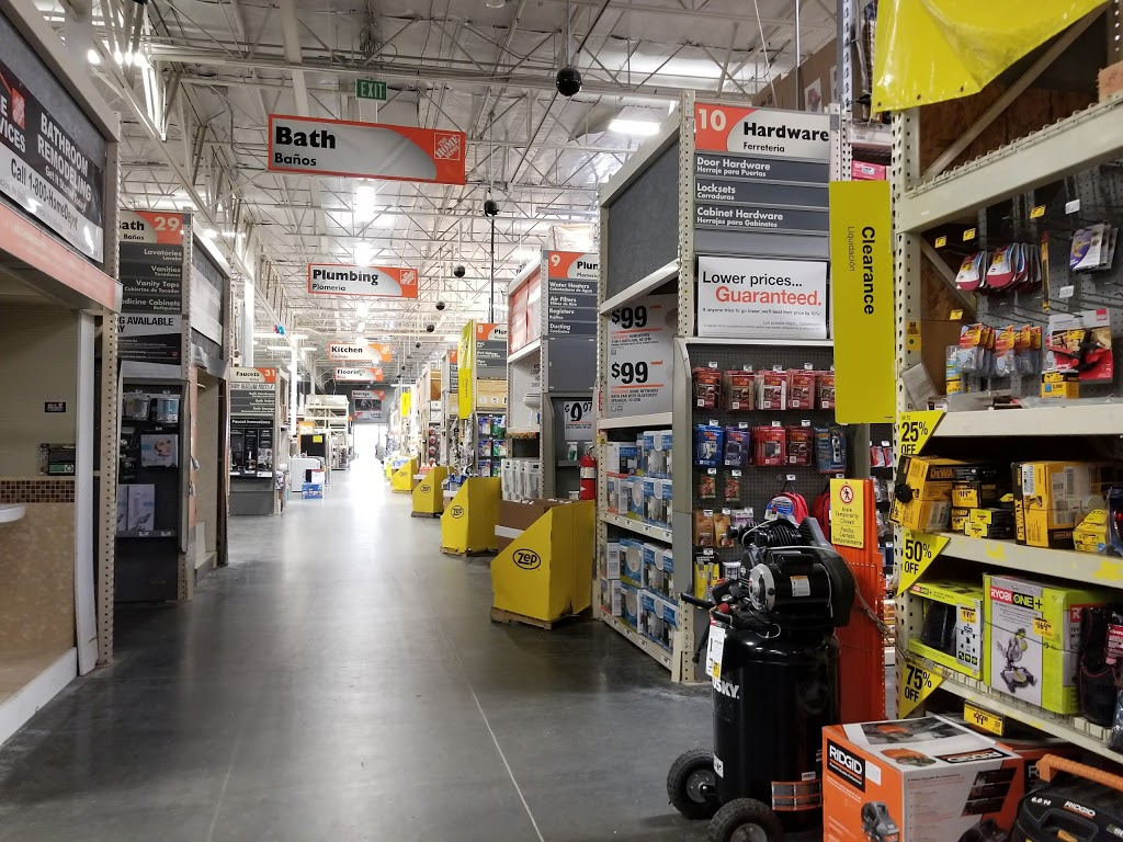 The Home Depot - hardware store    Photo 5 of 10   Address: 2430 S Melrose Dr, Vista, CA 92081, USA   Phone: (760) 599-4080
