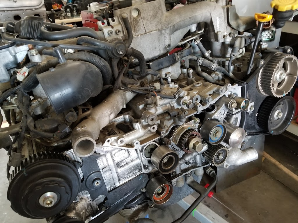 Visionary Performance LLC - car repair  | Photo 6 of 10 | Address: 3219 75th St W, Rosamond, CA 93560, USA | Phone: (661) 609-4386