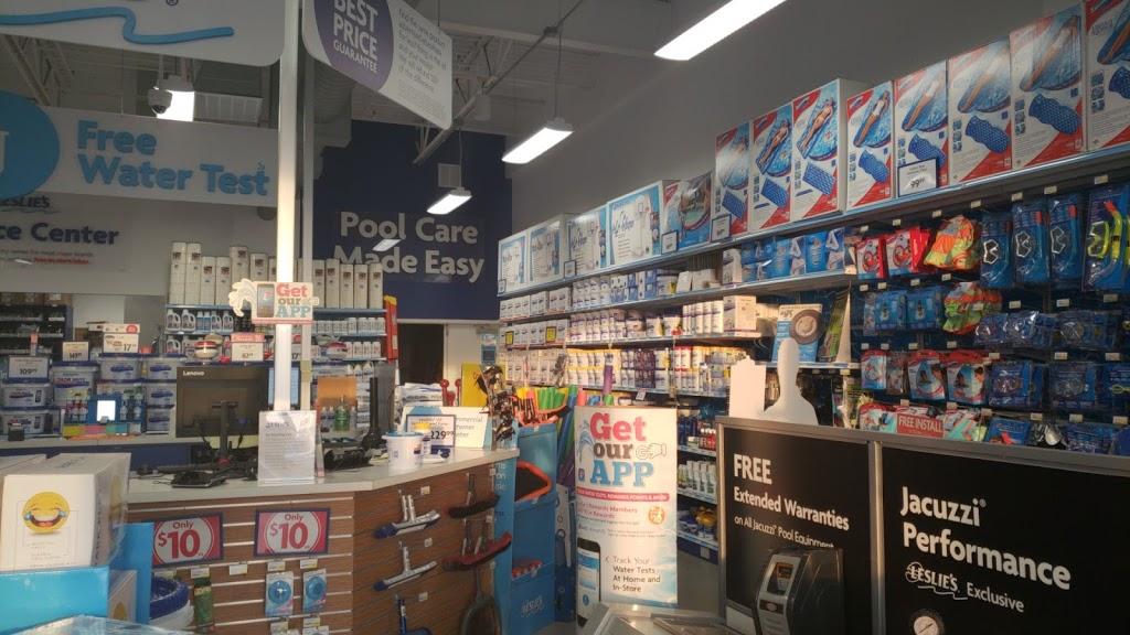 Leslies Pool Supplies, Service & Repair - store  | Photo 2 of 7 | Address: 9814 Fry Rd, Cypress, TX 77433, USA | Phone: (281) 256-7471