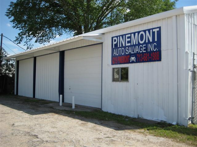 Pinemont Auto Salvage, Inc. - car repair  | Photo 1 of 10 | Address: 4219 Pinemont Dr, Houston, TX 77018, USA | Phone: (713) 681-1988