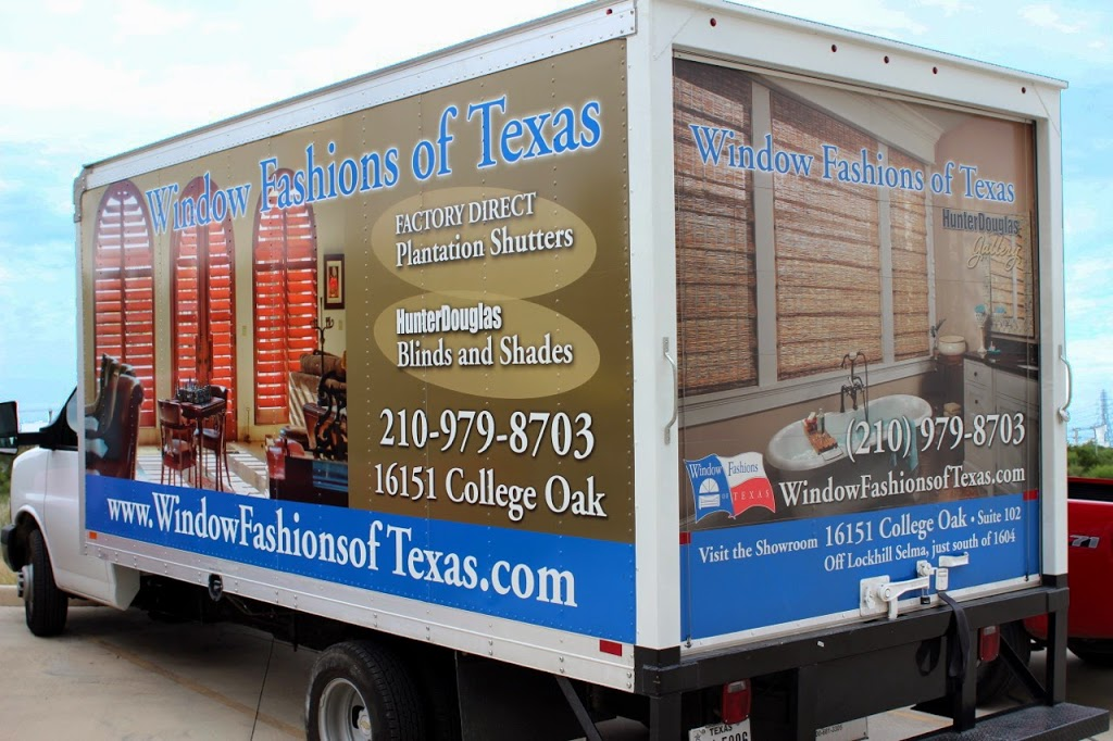 Window Fashions of Texas - store    Photo 2 of 10   Address: 16151 College Oak #102, San Antonio, TX 78249, USA   Phone: (210) 979-8703