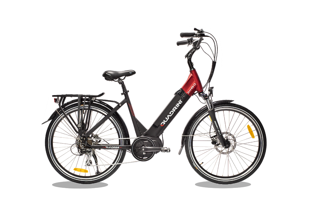 Quadrini USA Electric Bikes - bicycle store  | Photo 10 of 10 | Address: 30 N Maple St, Florence, MA 01062, USA | Phone: (800) 618-1512