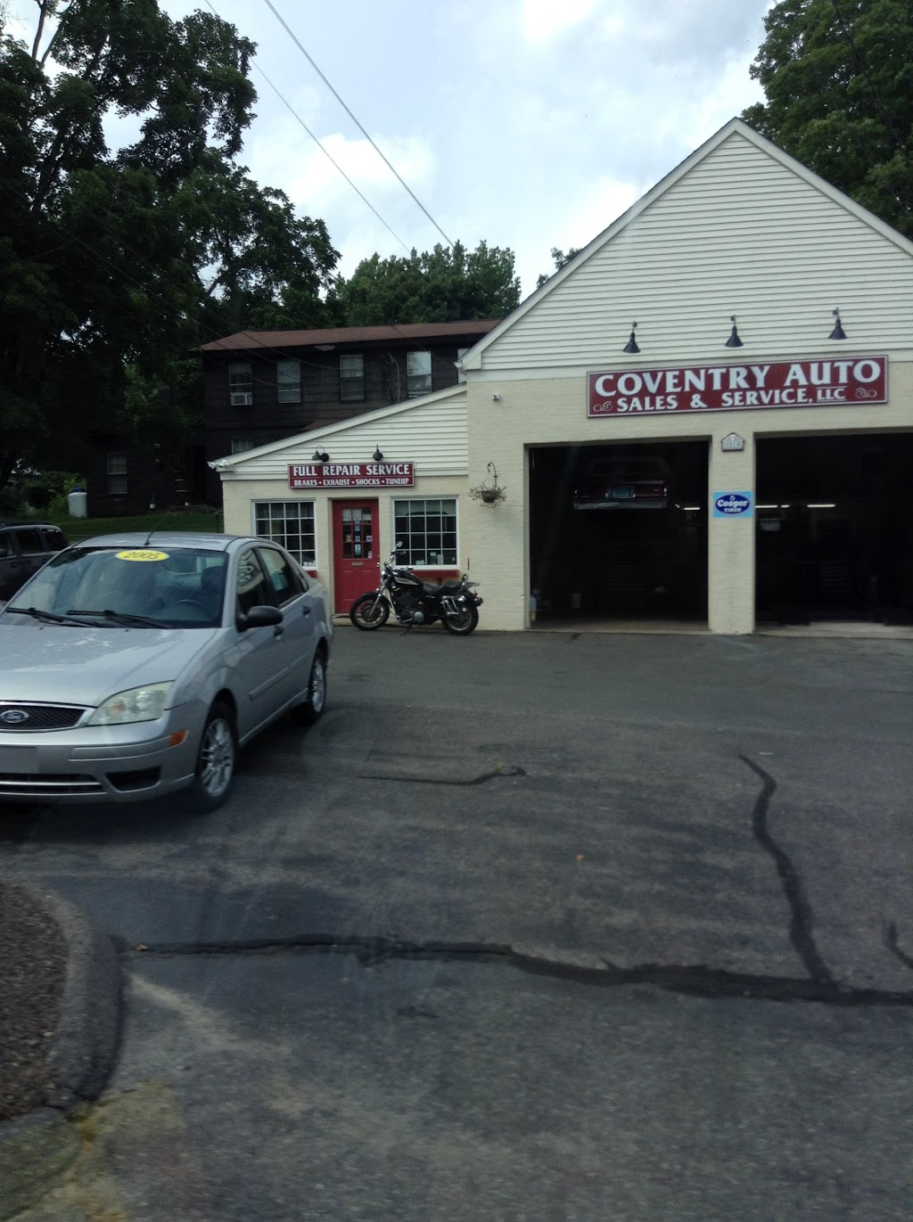 Coventry Auto Sales & Services LLC - car dealer    Photo 2 of 4   Address: 1010 Main St, Coventry, CT 06238, USA   Phone: (860) 742-6134
