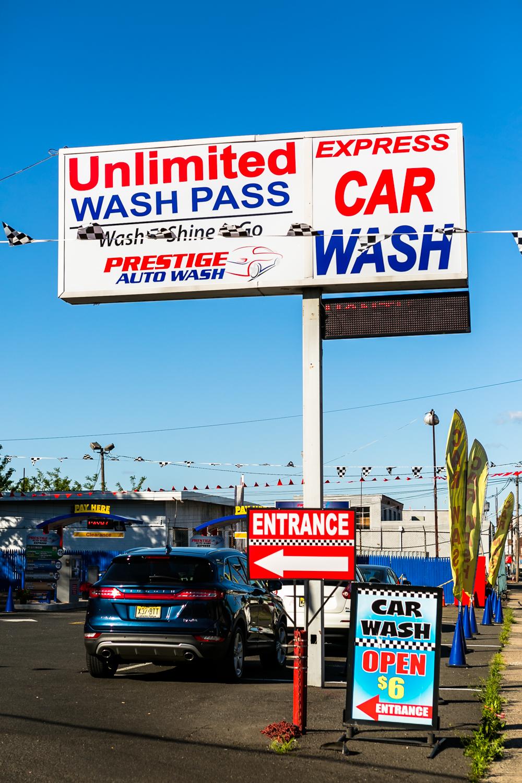 Prestige Auto Wash Express - North Broad St - car wash  | Photo 9 of 10 | Address: 1521 N Broad St, Hillside, NJ 07205, USA | Phone: (973) 282-1109