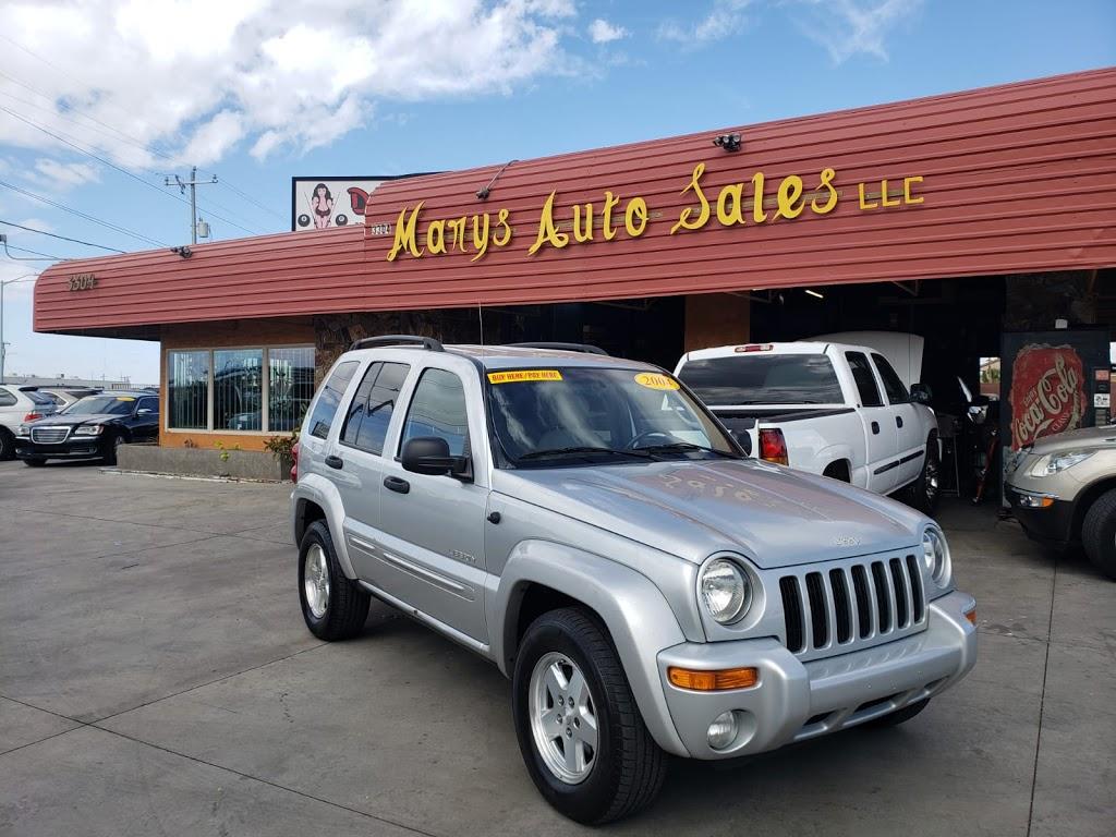 marys auto sales llc - car dealer    Photo 10 of 10   Address: 222 N 24th St, Phoenix, AZ 85034, USA   Phone: (623) 210-5797
