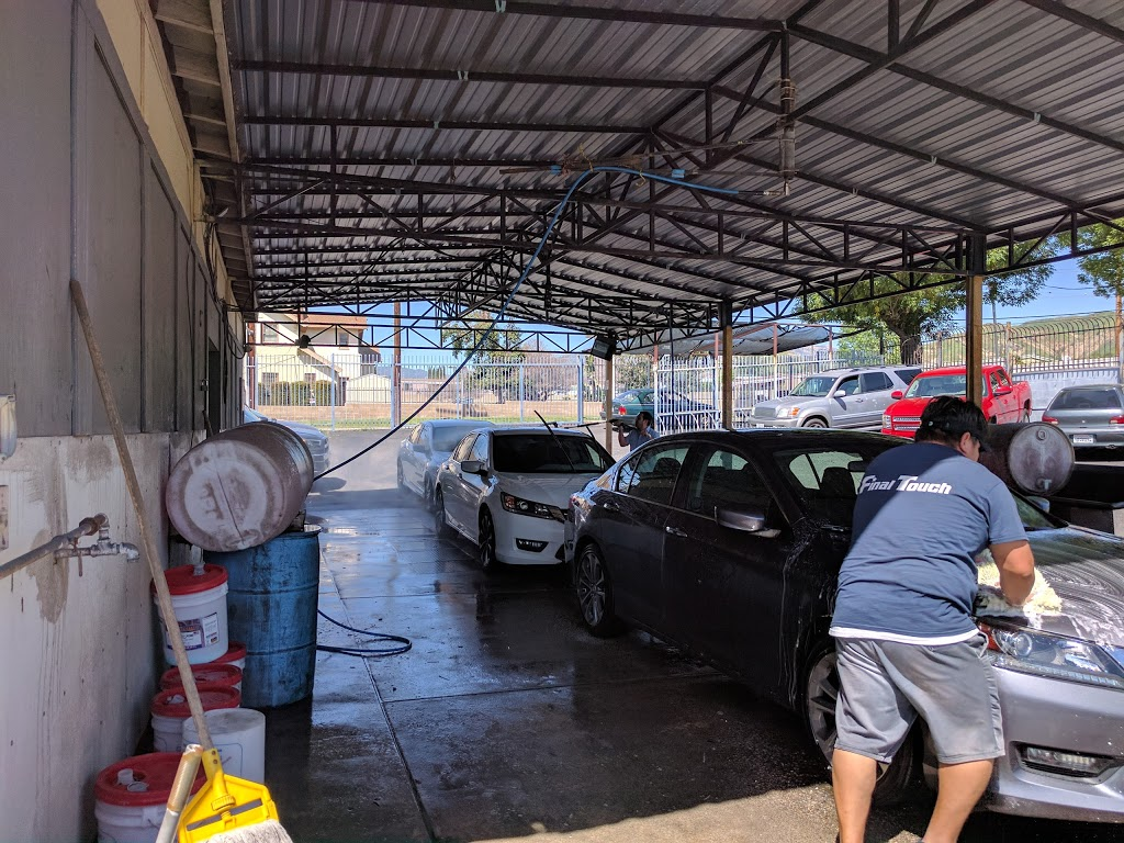 Final Touch Hand Car Wash Inc. - car wash    Photo 9 of 10   Address: 11885 Foothill Blvd, Lake View Terrace, CA 91342, USA   Phone: (818) 276-6825