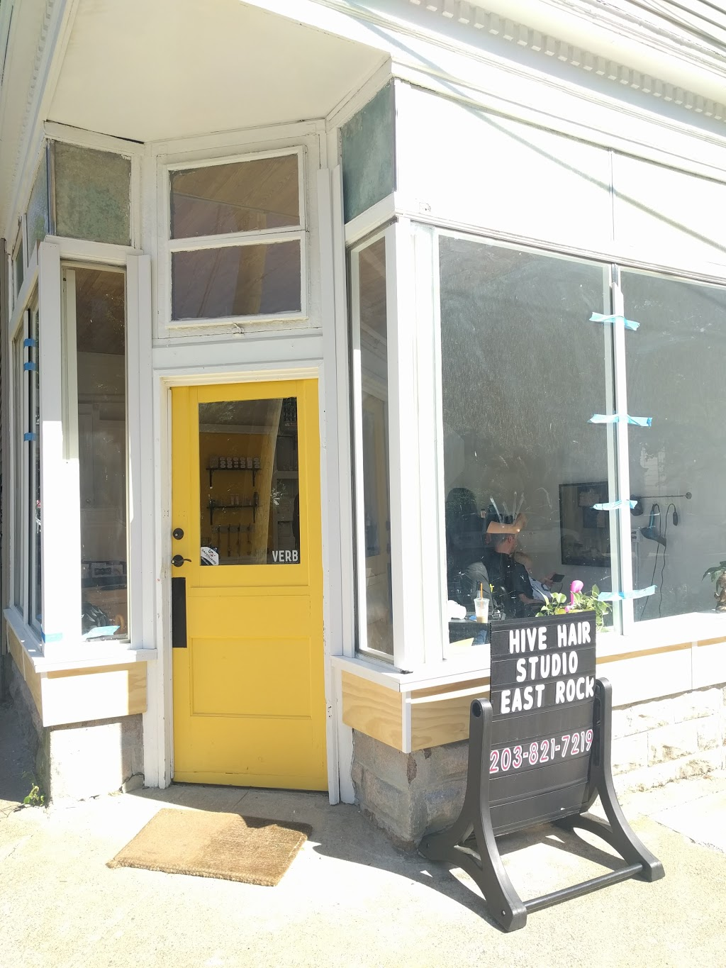 The Hive Hair Studio - hair care    Photo 1 of 5   Address: 153 Nicoll St, New Haven, CT 06511, USA   Phone: (203) 691-7334