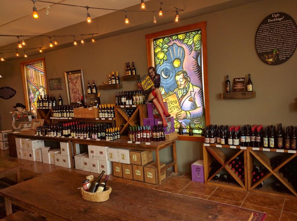 Bonny Doon Vineyard Tasting Room - store    Photo 8 of 10   Address: 450 CA-1, Davenport, CA 95017, USA   Phone: (831) 471-8031