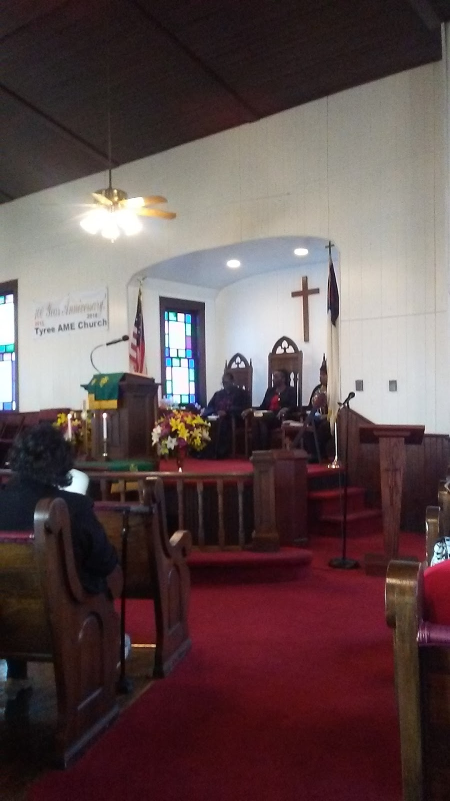 Tyree Ame Church - church    Photo 3 of 5   Address: 9004 Trappe Rd, Berlin, MD 21811, USA   Phone: (410) 641-1915