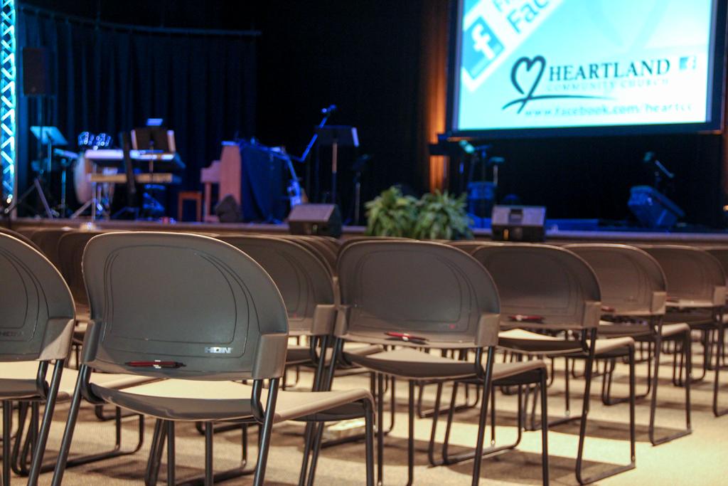 Heartland Church - church  | Photo 6 of 10 | Address: 1811 N Linden St, Normal, IL 61761, USA | Phone: (309) 452-7335