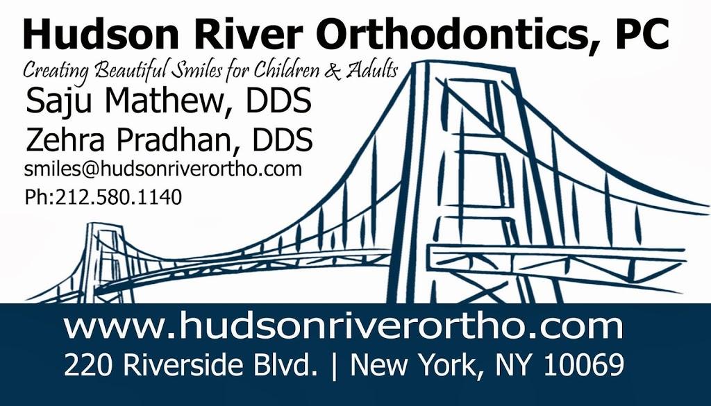 Hudson River Orthodontics | dentist | 220 Riverside Blvd, New York, NY 10069, USA | 2125801140 OR +1 212-580-1140
