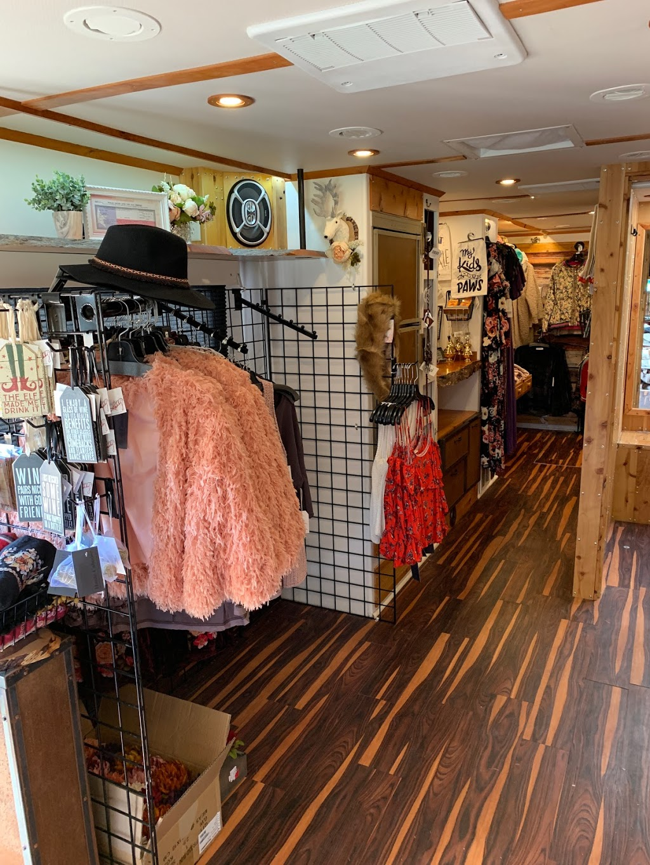 Haute Caboose - clothing store  | Photo 1 of 10 | Address: 376 Langston Lane Hwy 380 and, S Bridgefarmer Rd, McKinney, TX 75069, USA | Phone: (972) 658-4210