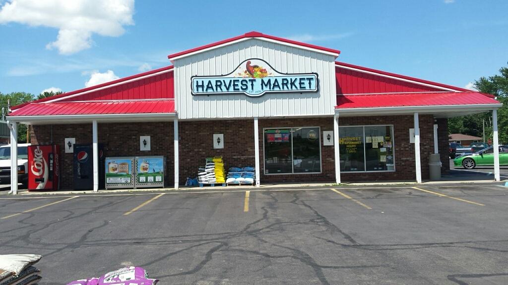 Harvest Supermarket - Frankton, Indiana - store    Photo 1 of 10   Address: 1108 IN-128, Frankton, IN 46044, USA   Phone: (765) 754-1000