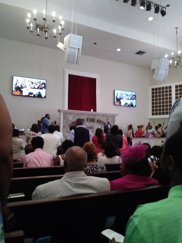 St. Stephen Baptist Church - church  | Photo 2 of 10 | Address: 5757 Temple Hill Rd, Camp Springs, MD 20748, USA | Phone: (301) 899-8885