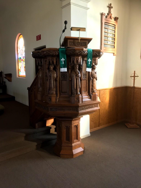 Bethania Lutheran Church - church  | Photo 9 of 10 | Address: 603 Atterdag Rd, Solvang, CA 93463, USA | Phone: (805) 688-4637