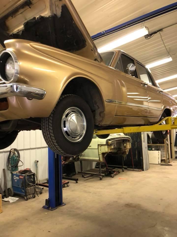 Hillyer Custom & Classic LLC - car repair  | Photo 1 of 5 | Address: 1601 W Main St, Streator, IL 61364, USA | Phone: (815) 673-1717