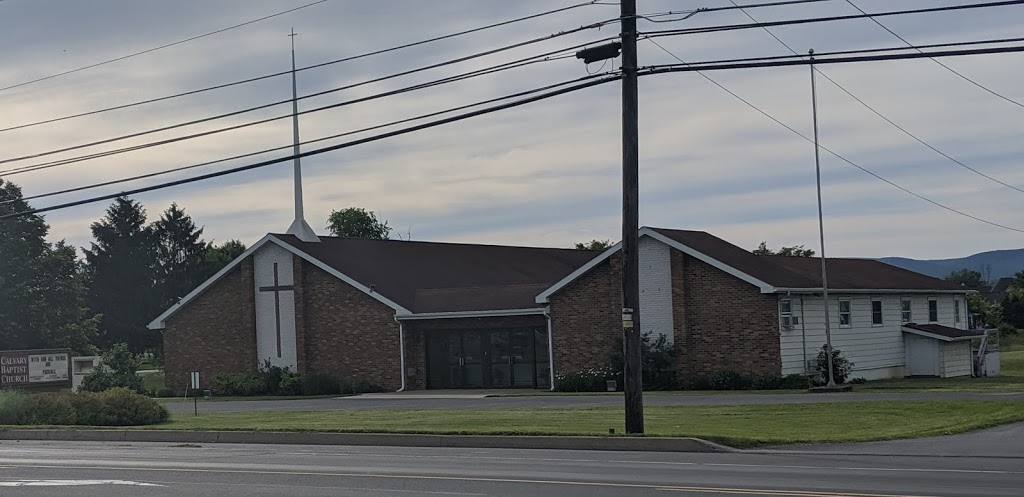 Calvary Baptist Church - church  | Photo 2 of 2 | Address: 332 E Chestnut St, Mifflinburg, PA 17844, USA | Phone: (570) 966-1883