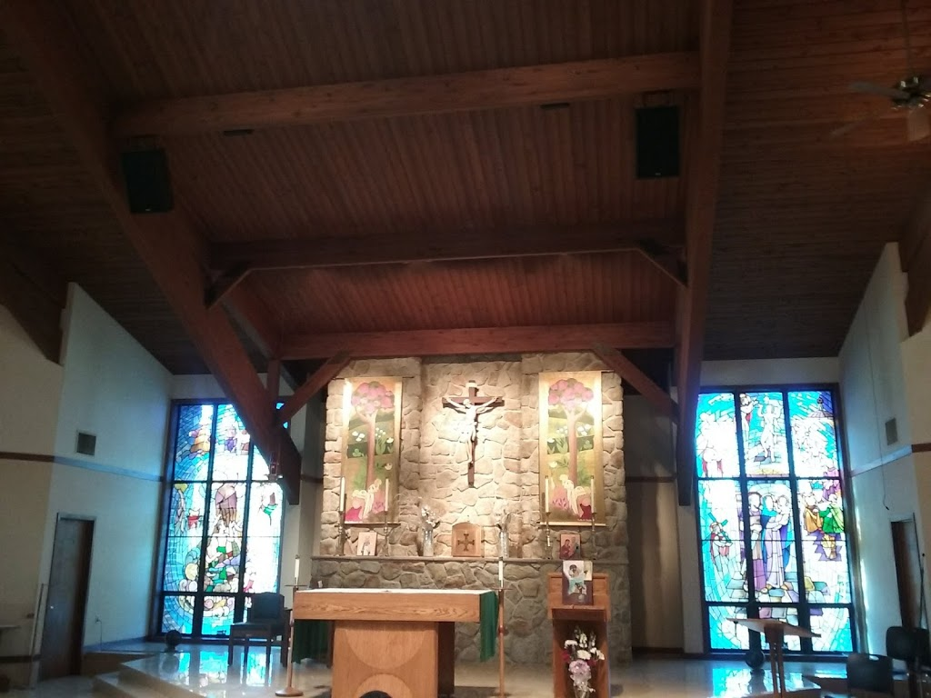Church of the Holy Family - church    Photo 2 of 5   Address: 226 Hurffville Rd, Sewell, NJ 08080, USA   Phone: (856) 228-1616