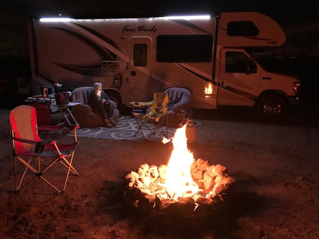 Camp Spot (BLM) - lodging  | Photo 10 of 10 | Address: Morristown, AZ 85342, USA