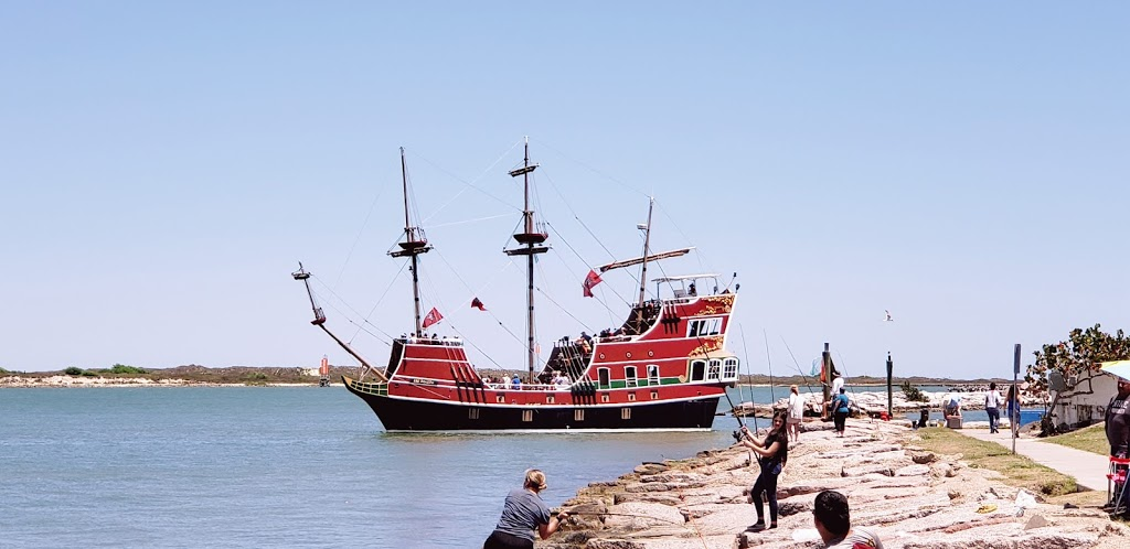 pirates of the lydia ann - travel agency  | Photo 1 of 1 | Address: 136 W Cotter Ave, Port Aransas, TX 78373, USA | Phone: (361) 749-6969