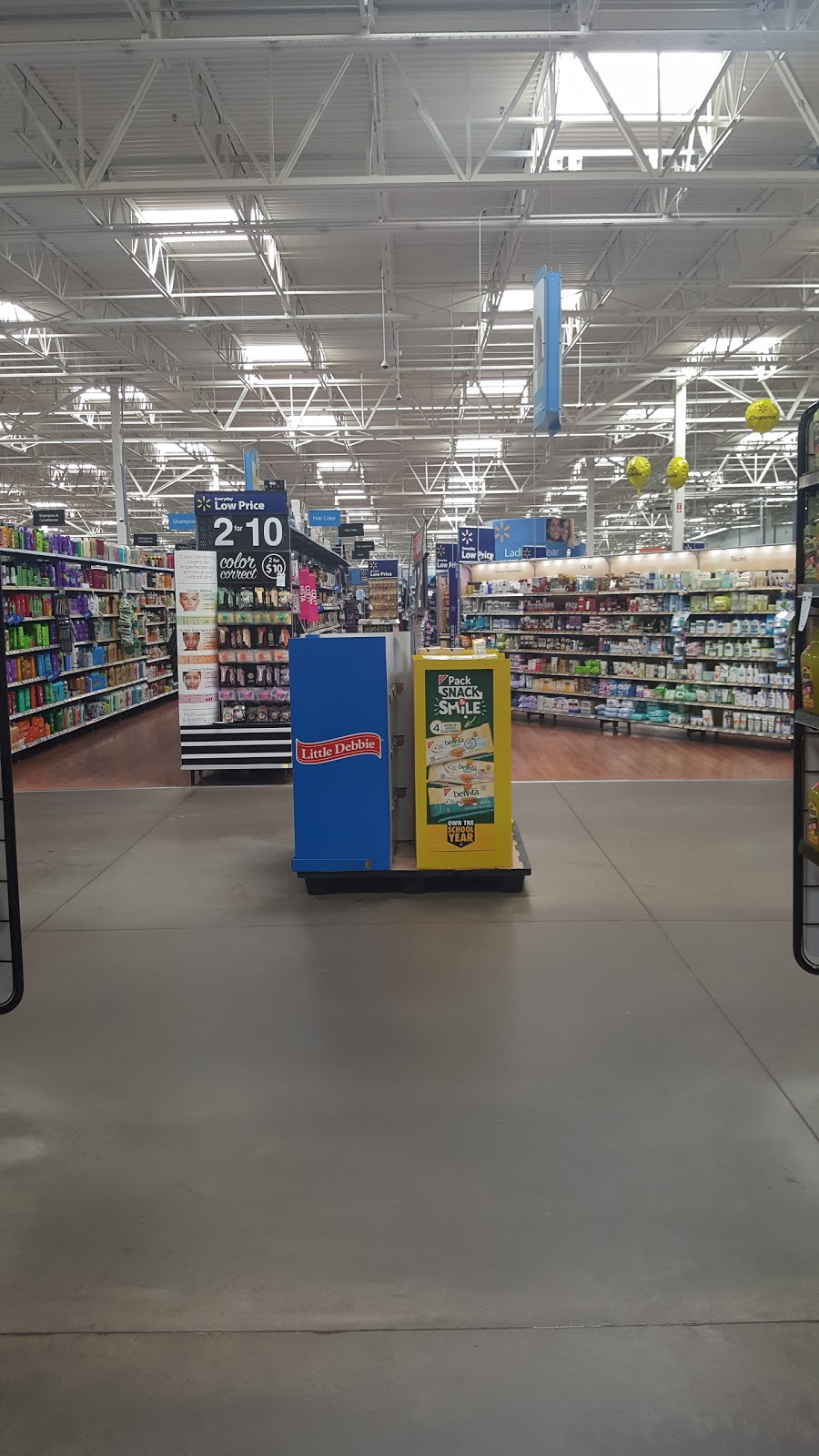 Walmart Supercenter - department store  | Photo 2 of 10 | Address: 16375 Merchants Ln, King George, VA 22485, USA | Phone: (540) 413-3037