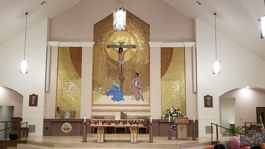 St. John The Evangelist Catholic Church - church  | Photo 1 of 10 | Address: 105 Ranch Rd 1431, Marble Falls, TX 78654, USA | Phone: (830) 693-5134