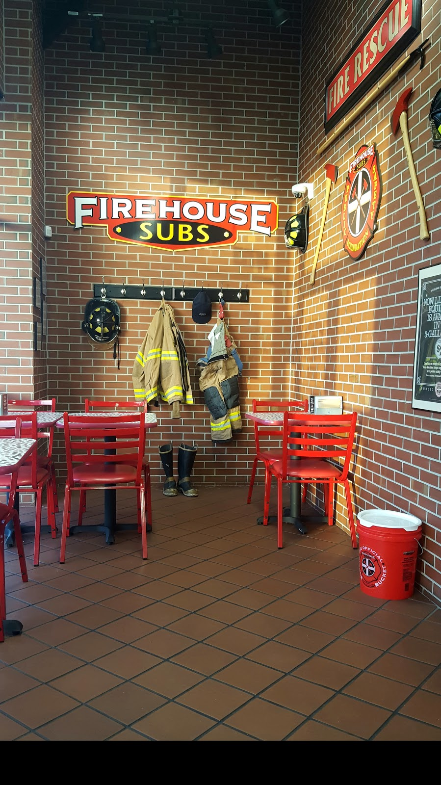 Firehouse Subs - meal delivery  | Photo 3 of 10 | Address: 1659 Interstate 35 Frontage Rd #101, New Braunfels, TX 78130, USA | Phone: (830) 626-1305