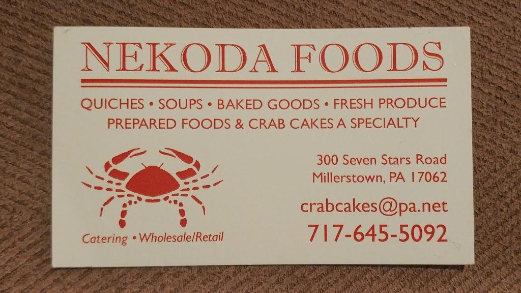 Nekoda Foods - bakery    Photo 8 of 9   Address: 300 Seven Stars Rd, Millerstown, PA 17062, USA   Phone: (717) 645-5092