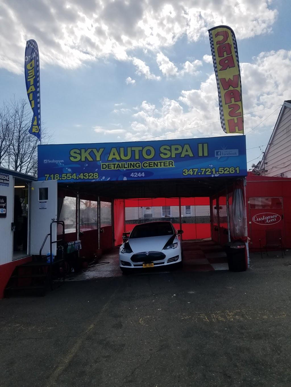 Sky Auto Spa II Corp - car wash  | Photo 3 of 10 | Address: 4244 Hylan Blvd, Staten Island, NY 10312, USA | Phone: (347) 721-5261